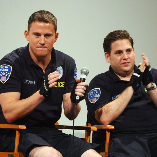 Channing Tatum and Jonah Hill Pictures at SXSW 2012