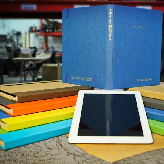 New iPad DODOcase Cases