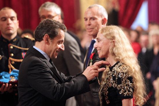 Franca Sozzani Joins French Legion of Honor
