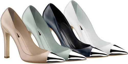 Merry Go Round Pump in Leather Louis Vuitton Merry Go Round Shoes Collection