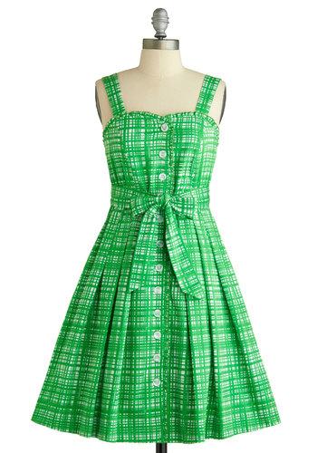 My First Picket Fence Dress | Mod Retro Vintage Dresses | ModCloth.com