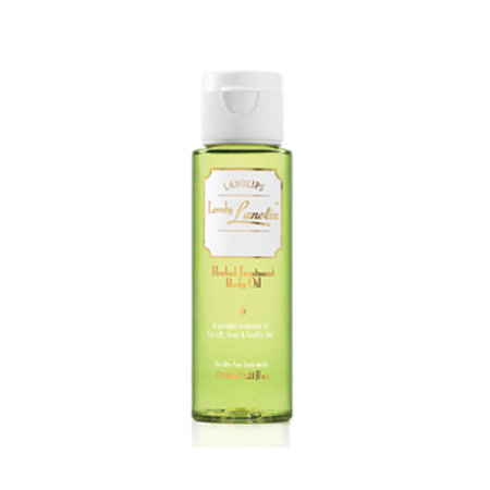 Lanolips Lovely Lanolin Herbal Treatment Body Oil, $18.95