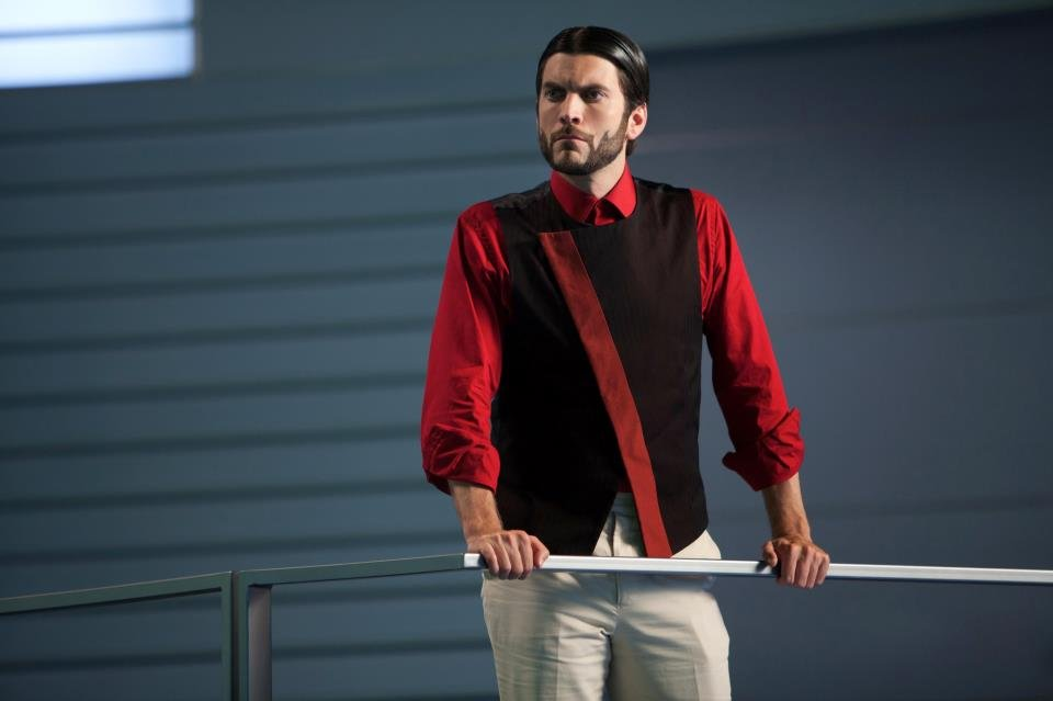 Seneca Crane From The Hunger Games