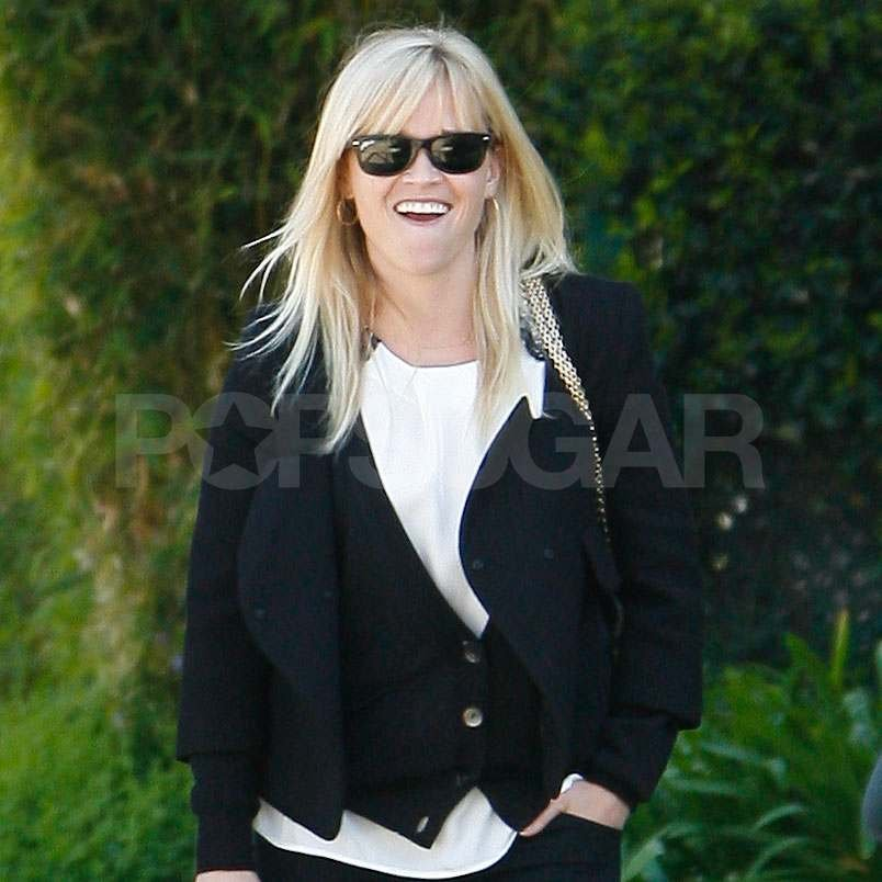 Reese Witherspoon smiling.