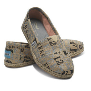 TOMS Shoes Teams Up With FEED Projects