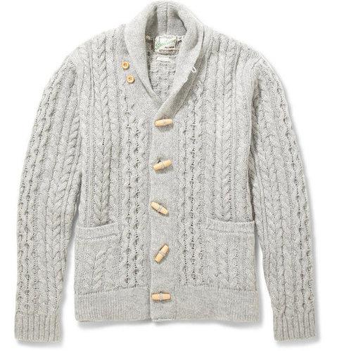 Levi's Vintage ClothingShawl-Collar Wool Cardigan|MR PORTER