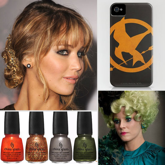 Hunger Games Roundup: Set Pictures, Mockingjay Products, Beauty Secrets, Party Decor, and More!