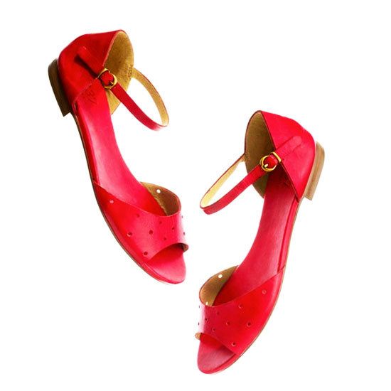 Spring 2012 Flat Sandals