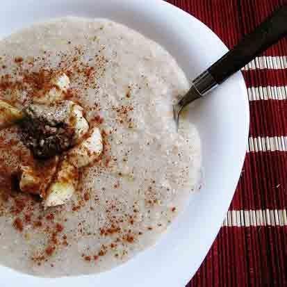 Whole-Grain Hot Cereal Recipes