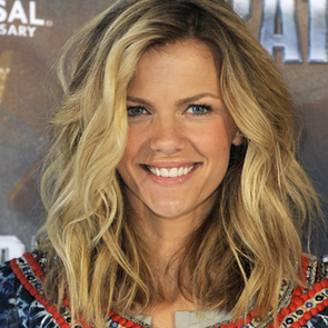 Brooklyn Decker Wears Isabel Marant Jacket