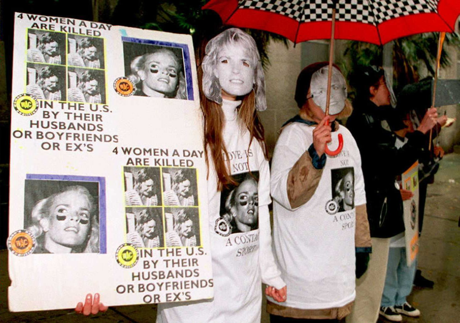 Women's Action Coalition in US, 1995