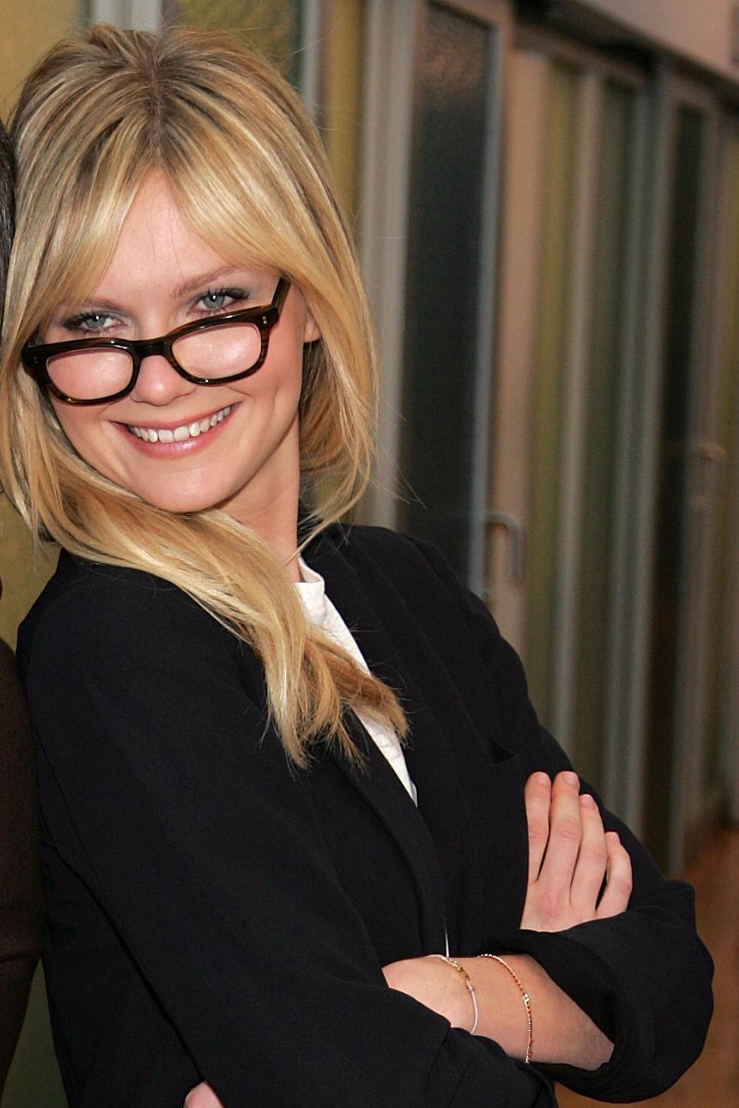 Kirsten Dunst Girls Who Wear Glasses Popsugar Love Amp Sex