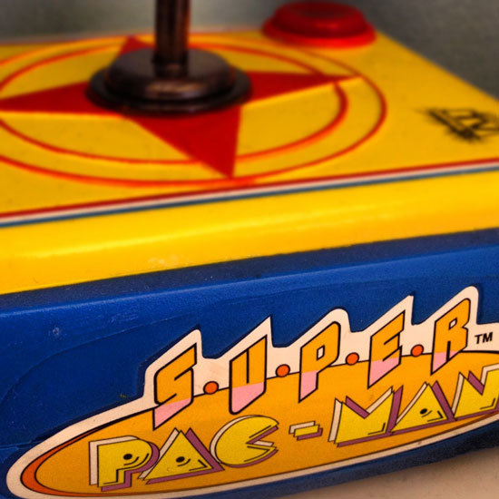 Pac-Man Video Game Picture