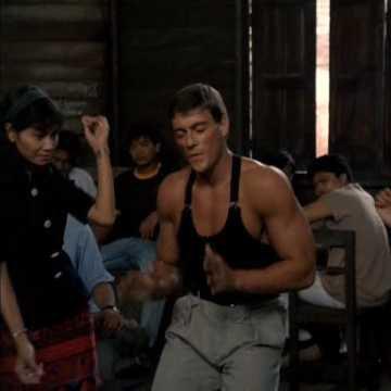 Zou Bisou Bisou Van Damme Video