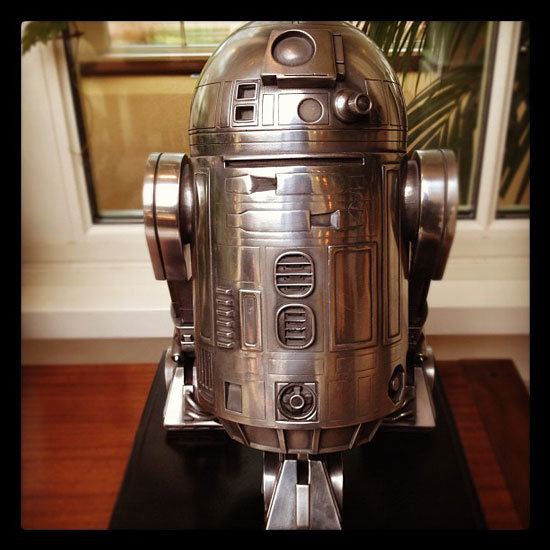 R2D2 Instagram Photo