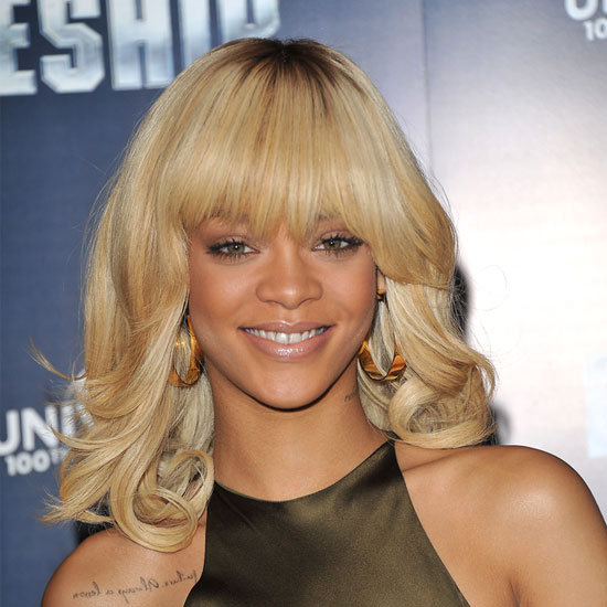 Visible Roots Trend on Celebrities