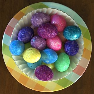 Glitter Eggs Replacement Video 3/30/12