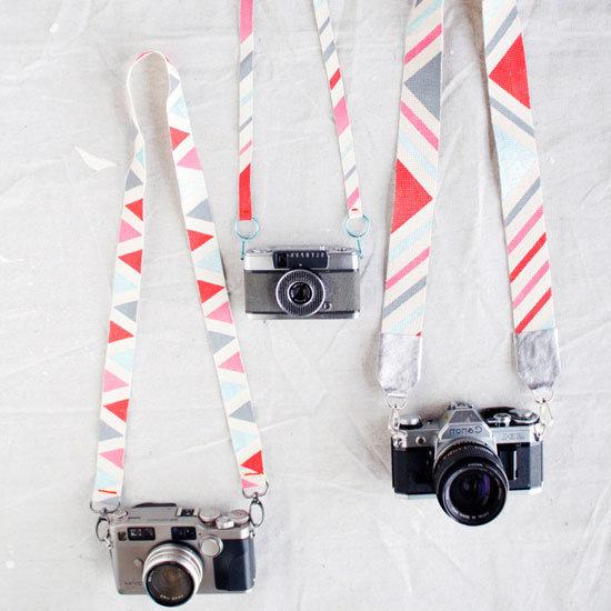 Camera Strap DIY