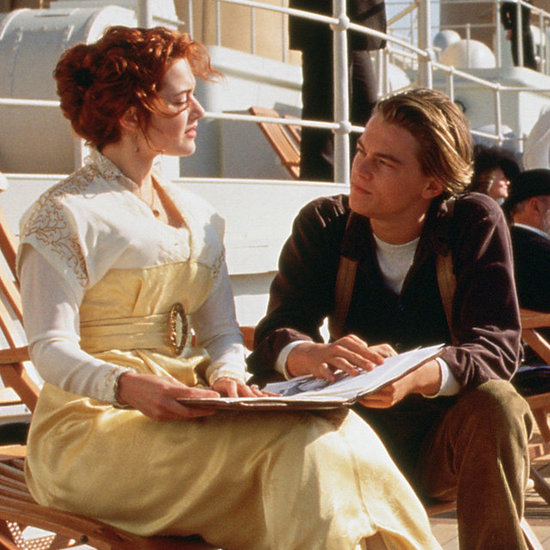 Titanic in 3D Movie Pictures