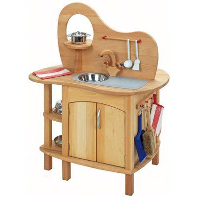 Glueckskaefer Wooden Play Kitchen