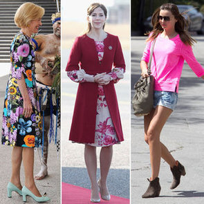 Who Are Australia's Best Dressed, Top 50 Fashionable Women? Quentin Bryce, Miranda Kerr and Princess Mary Are Our Top Three!