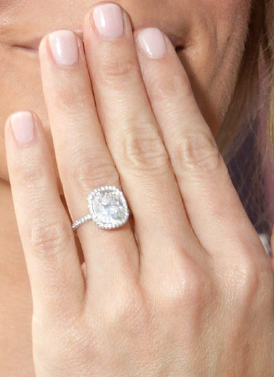 molly sims engagement rings mega sparklers