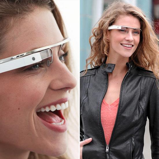 Google Project Glass HUD Glasses