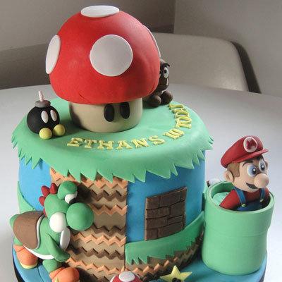 Geeky Wedding Cake Inspiration