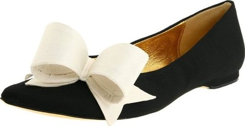 Ted Baker Pleat Flat - designer shoes, handbags, jewelry, watches, and fashion accessories | endless.com