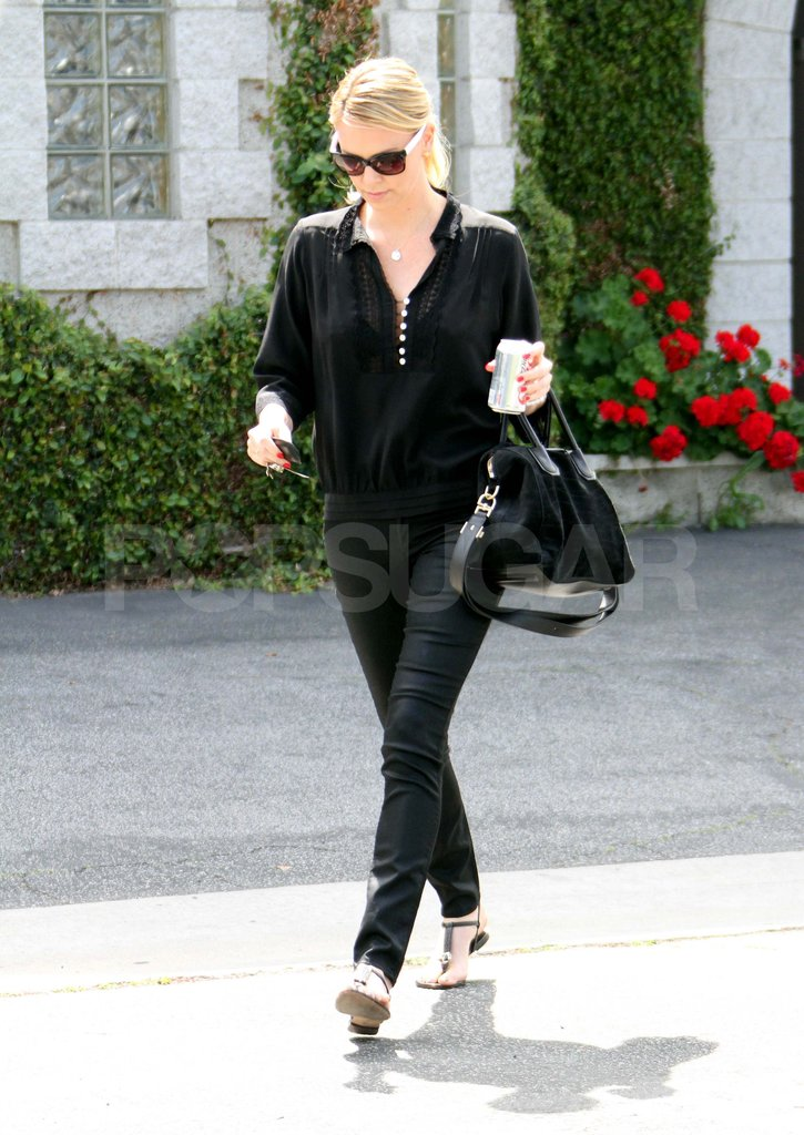 """Charlize Theron Calls Her Son """"the Coolest Kid Ever"""""""