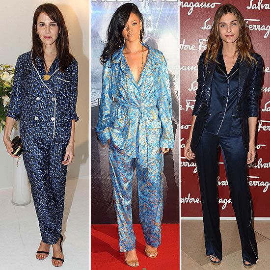 Pajama Dressing Trend