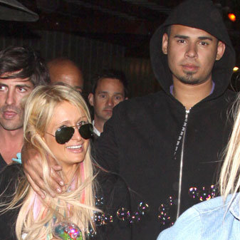 Usher, Paris Hilton, and More at 2012 Neon Carnival Pictures