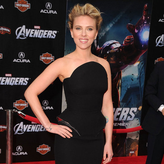 The Avengers Premiere Pictures