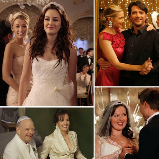 Revisit all the Gossip Girl wedding moments on Buzz.