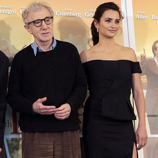 Penelope Cruz Pictures at To Rome With Love Photocall