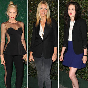 """Celebrity Pictures at Paul McCartney's """"My Valentine"""" Party"""