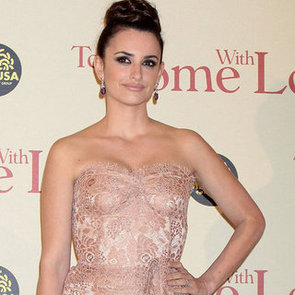 Penelope Cruz To Rome With Love Premiere Pictures