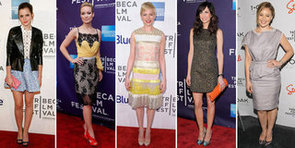 See All the Stars at the Tribeca Film Festival Over the Weekend!