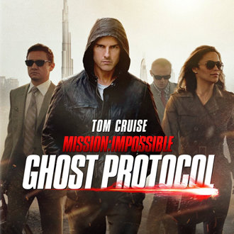 Mission Impossible Ghost Protocol DVD Release