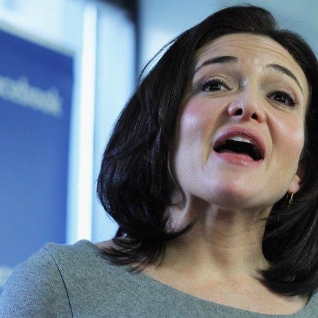 Sheryl Sandberg Leaves Work at 5:30