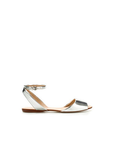 BASIC SANDAL - Shoes - Woman - ZARA United States