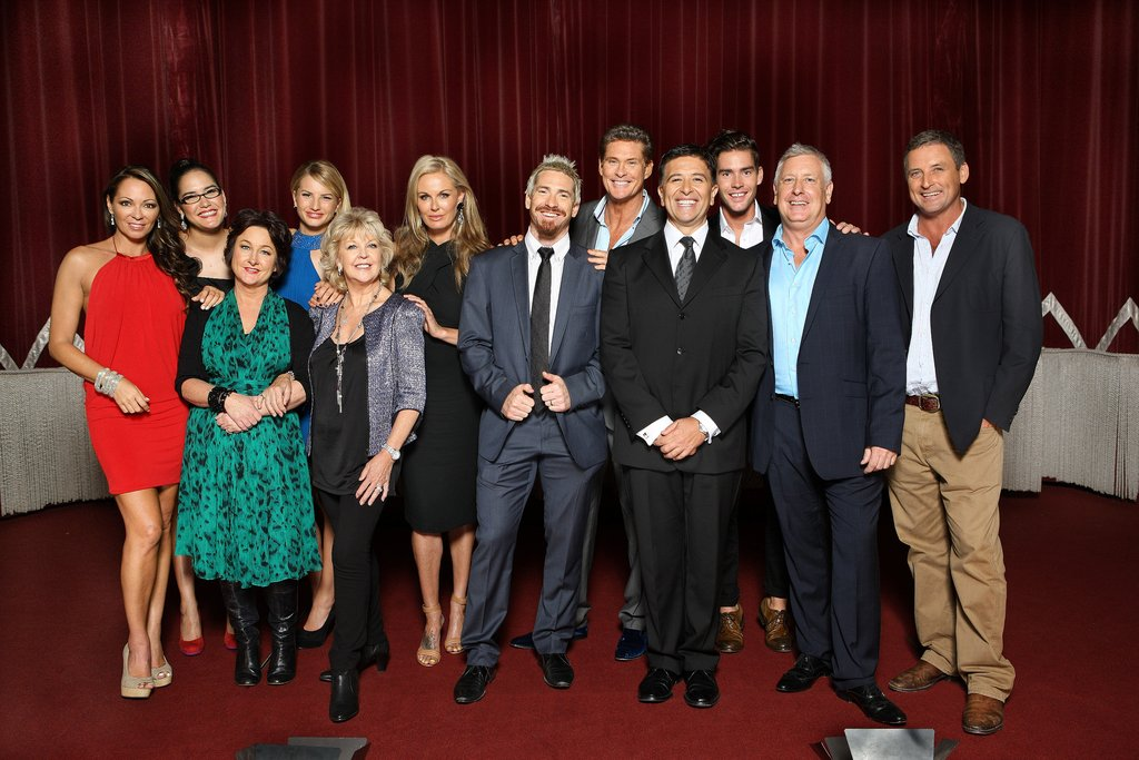 The Cast