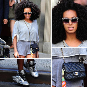 Solange Knowles Wing Sneakers