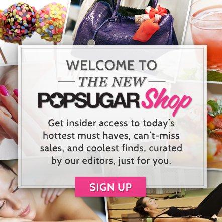 The Brand-New PopSugar Shop
