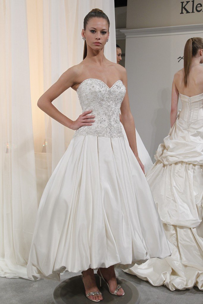 Dennis Basso For Kleinfeld Bridal Spring 2013