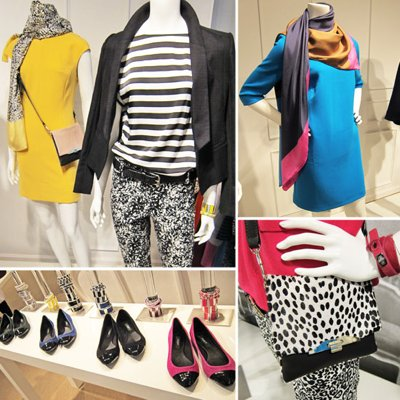 Ann Taylor Fall 2012 Collection