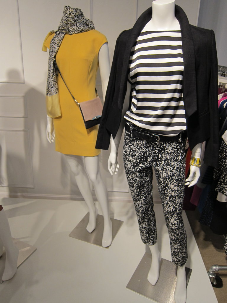 First Look! Over 80 Photos of Ann Taylor's Cool French-Girl-Inspired Fall 2012 Preview