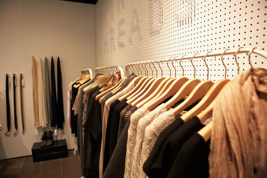 Skin & Threads Pop Up Store Melbourne