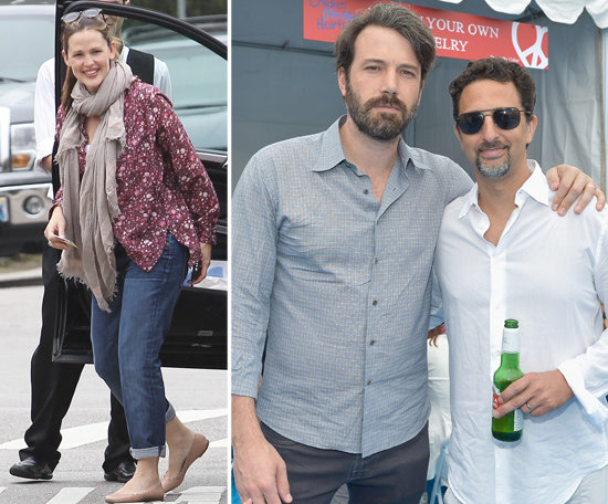 Ben Affleck and Jennifer Garner Lend Their Support to a Kid-Friendly Benefit