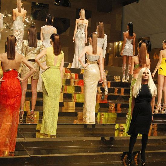 Versace Couture Show Ritz Paris, Roberto Cavalli Twitter Rant
